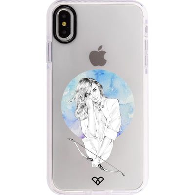 Sagittarius By Will Ev Impact Case And Cover For iPhone X