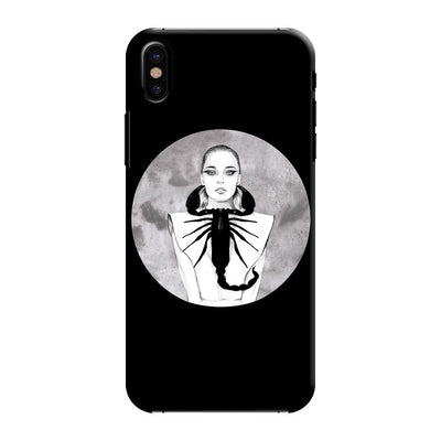 Scorpion by Will Ev Slim Case For iPhone X