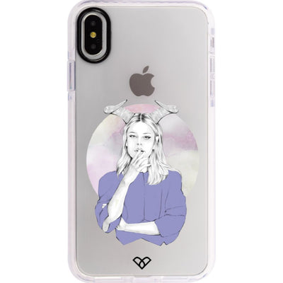 Taurus By Will Ev Impact Case And Cover For iPhone X