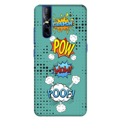 Pow Wow Slim Case And Cover For Vivo V15 Pro