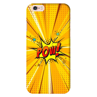 Pow Slim Case And Cover For iPhone 6S