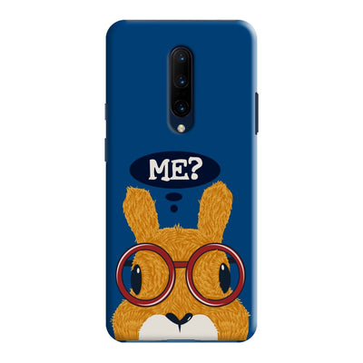 Curious Bunny Slim Case And Cover For OnePlus 7 Pro