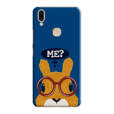 Curious Bunny Slim Case And Cover For Vivo V9