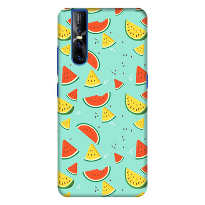 Melony Affair Slim Case And Cover For Vivo V15 Pro