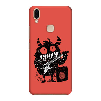 Rock Monster Slim Case And Cover For Vivo V9