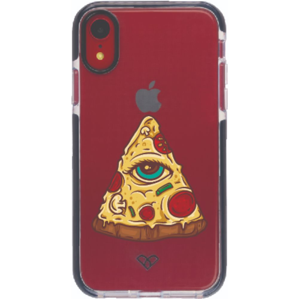 Pizzaminati Impact Case And Cover For iPhone XR