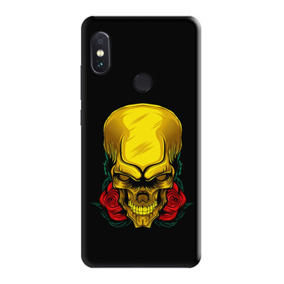 Skull N Roses Slim Case And Cover For Redmi Note 5 Pro