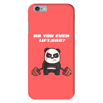 Strong Panda Slim Case And Cover For iPhone 6
