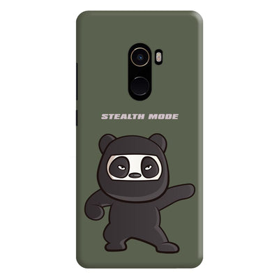 Stealthy Panda Slim Case And Cover For Mi Mix 2