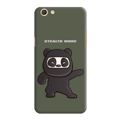 Stealthy Panda Slim Case And Cover For Oppo F3
