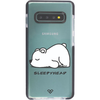 Sleepy Panda Impact Case And Cover For Galaxy S10 Plus