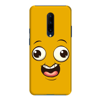 Surprise Emoji Slim Case And Cover For OnePlus 7 Pro