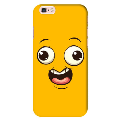 Surprise Emoji Slim Case And Cover For iPhone 6S