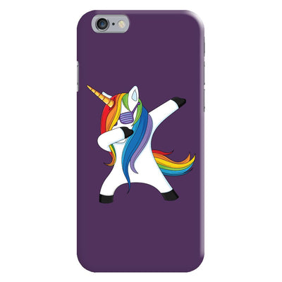 Dabbing Unicorn Slim Case And Cover For iPhone 6