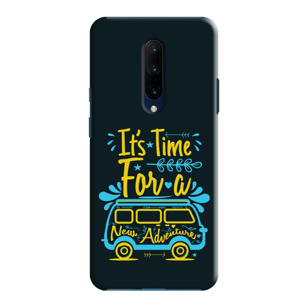 New Adventure Slim Case And Cover For OnePlus 7 Pro