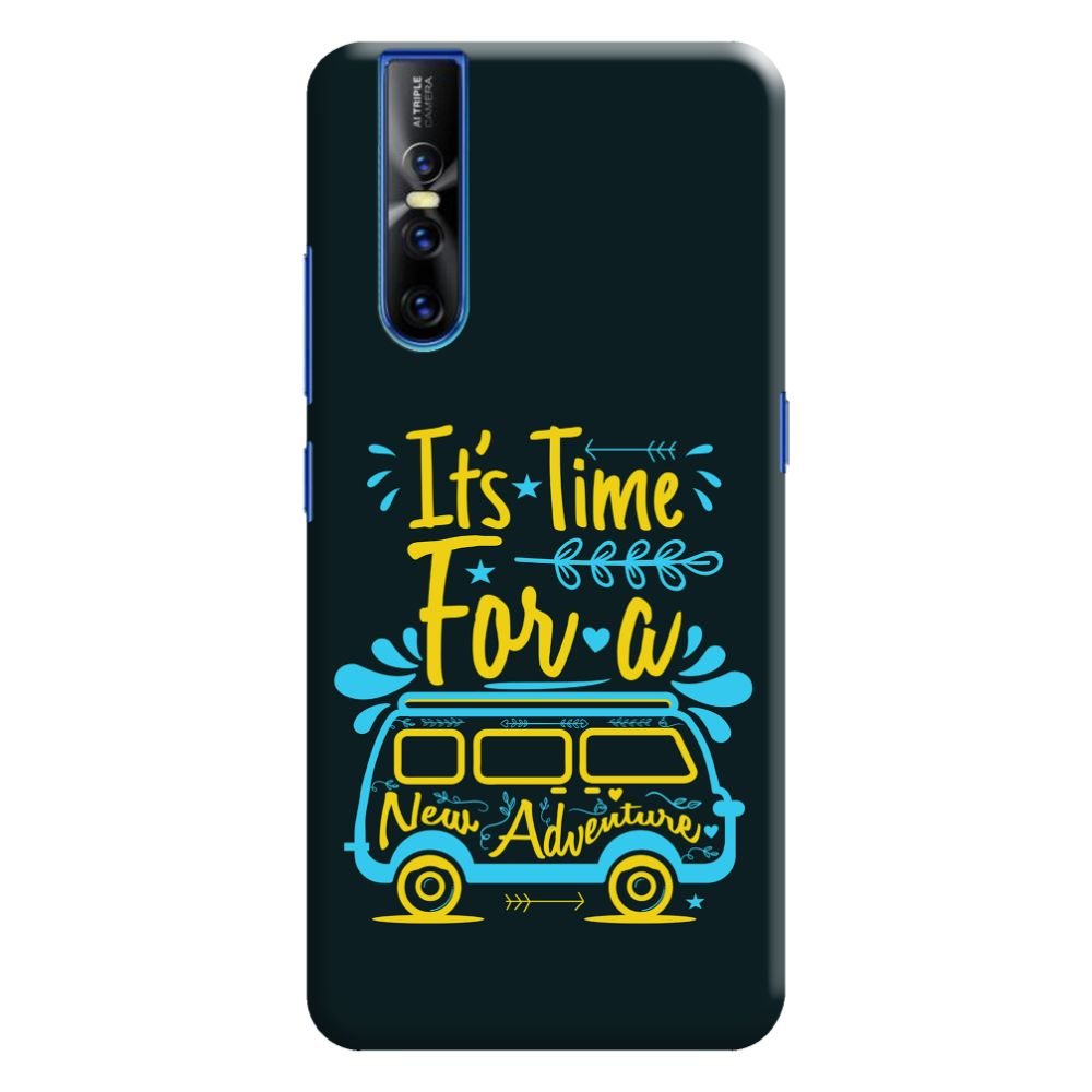 New Adventure Slim Case And Cover For Vivo V15 Pro
