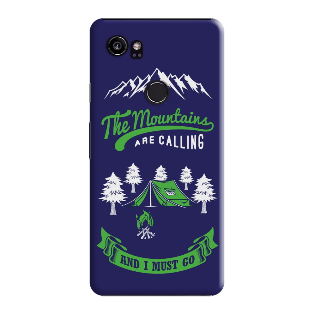 Call Of The Mountains Slim Case And Cover For Pixel 2 XL