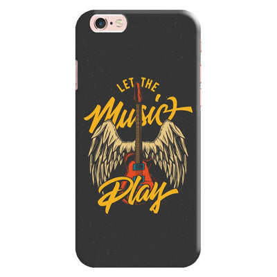 Let The Music Play Slim Case And Cover For iPhone 6S