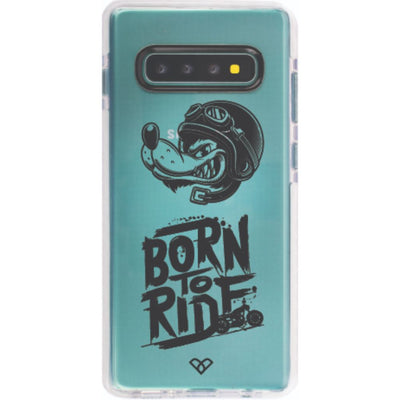 Born To Ride Impact Case And Cover For Galaxy S10 Plus