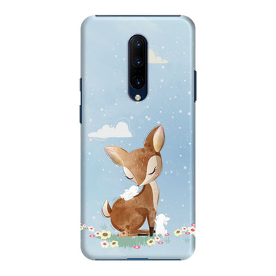 Dreamy Fawn Slim Case And Cover For OnePlus 7 Pro