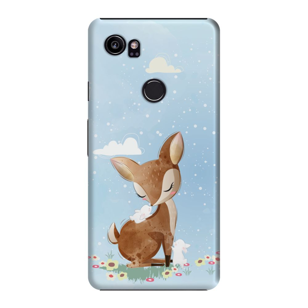 Dreamy Fawn Slim Case And Cover For Pixel 2 XL