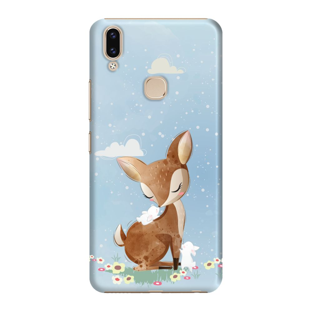 Dreamy Fawn Slim Case And Cover For Vivo V9