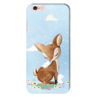 Dreamy Fawn Slim Case And Cover For iPhone 6S