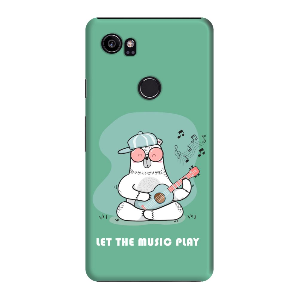 Musical Panda Slim Case And Cover For Pixel 2 XL
