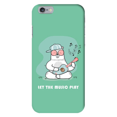 Musical Panda Slim Case And Cover For iPhone 6