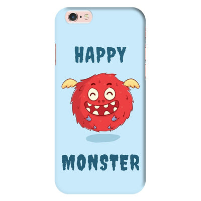 Laughing Monster Slim Case And Cover For iPhone 6S