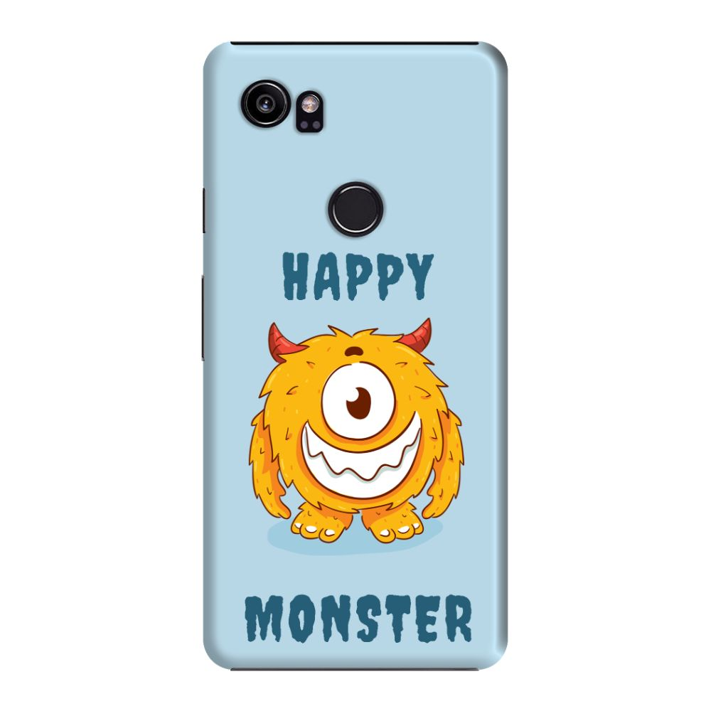 Grinning Monster Slim Case And Cover For Pixel 2 XL