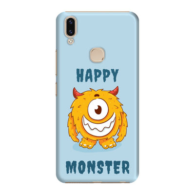Grinning Monster Slim Case And Cover For Vivo V9