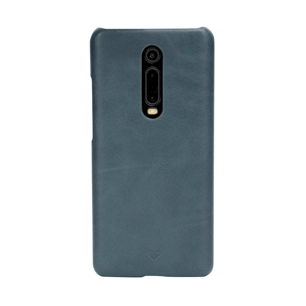 Redmi K20 Pro Leather Cases And Covers-Aegean Blue