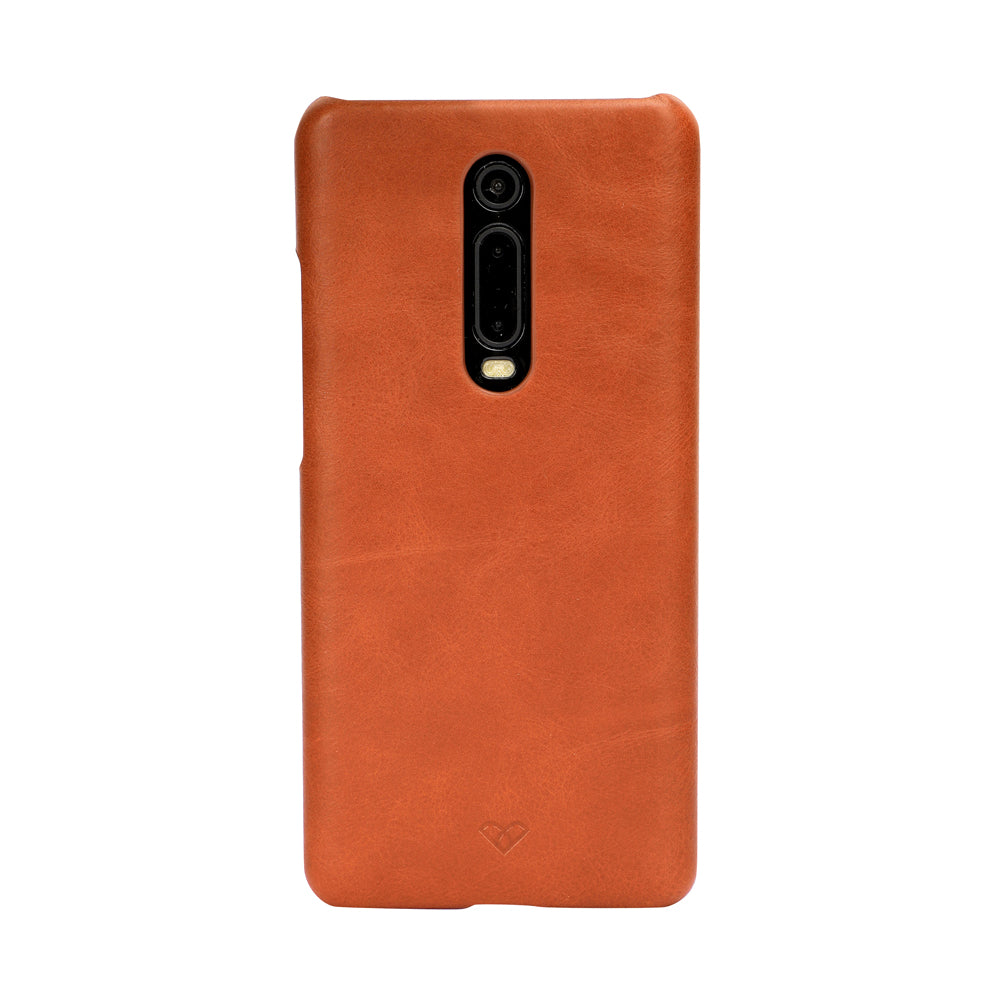 Redmi K20 Pro Leather Cases And Covers-Caramel Brown