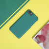 iPhone 6S Leather Cases And Covers-Forest Green