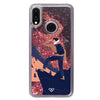 The Adventurer Glitter Case And Cover For Redmi Note 7