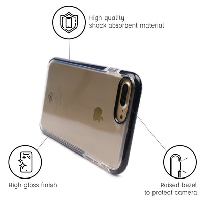 Barrocco Impact Case And Cover For iPhone 8 Plus