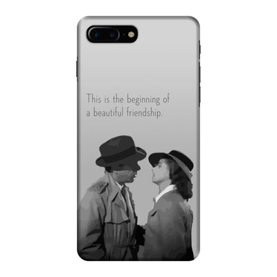A Beautiful Friendship Slim Case And Cover For Iphone 8 Plus