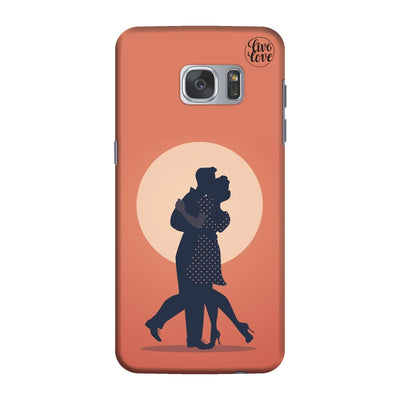 A Dance In The Moonlight Slim Case And Cover For Galaxy S7