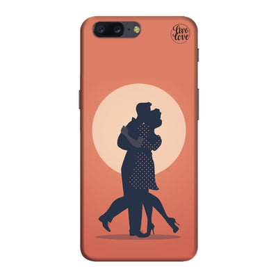 A Dance In The Moonlight Slim Case And Cover For Oneplus Five