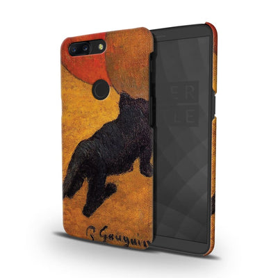 A Little Cat Slim Case And Cover For Oneplus 5T