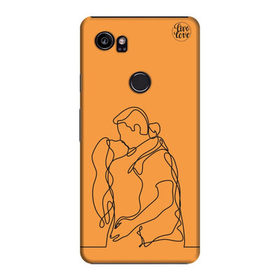A Seal Of Love Slim Case And Cover For Pixel 2 Xl