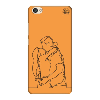 A Seal Of Love Slim Case And Cover For Redmi Y1 Lite