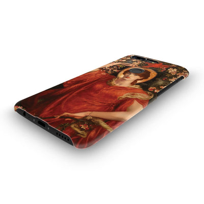 A Vision Of Fiammetta Oil On Canvas 1878 Slim Case And Cover For Oneplus 5T