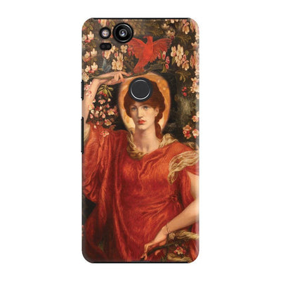 A VISION OF FIAMMETTA OIL ON CANVAS 1878 Slim Case For Pixel 2