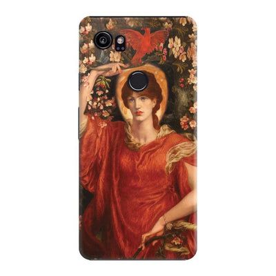 A VISION OF FIAMMETTA OIL ON CANVAS 1878 Slim Case For Pixel 2 XL