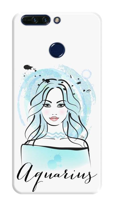 Aquarius By Martina Pavlova Slim Case For Honor 8 Pro