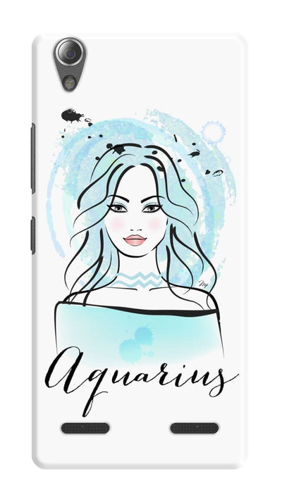 Aquarius By Martina Pavlova Slim Case For Lenovo A6000