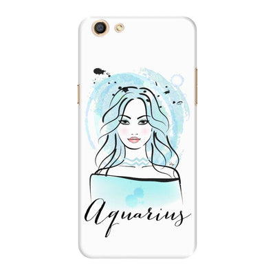 Aquarius By Martina Pavlova Slim Case For Oppo F3