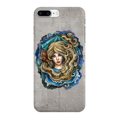 Aquarius by Olka Kostenko Slim Case For iPhone 8 Plus
